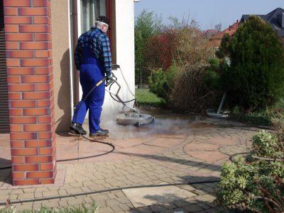 profesjonalne czyszczenie różnych powierzchni
